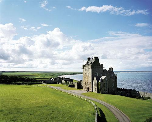 Süße Flucht: Ein schottisches Schloss thumbnail